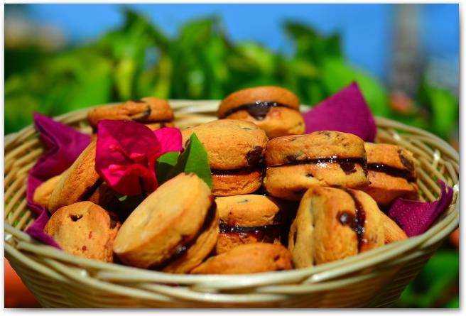 пошаговый рецепт печенья с корицей