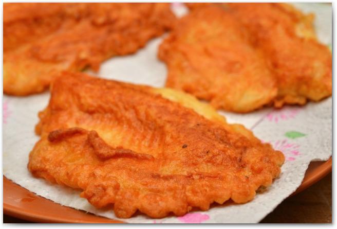 Филе тилапии рецепт с фото