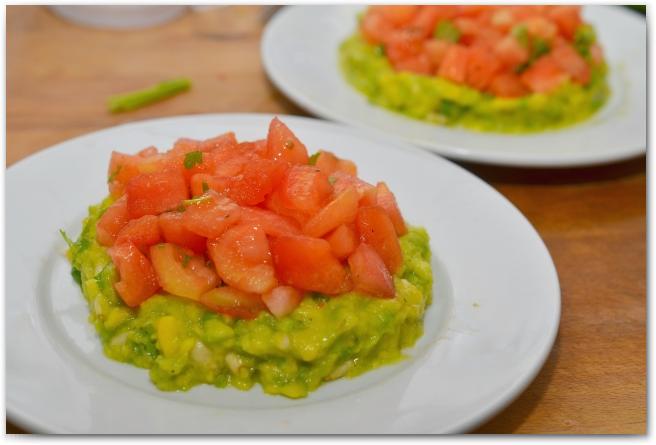 Салат с тунцом и авокадо 7 Салат с тунцом и авокадо