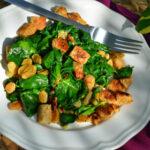 Салат-из-шпината