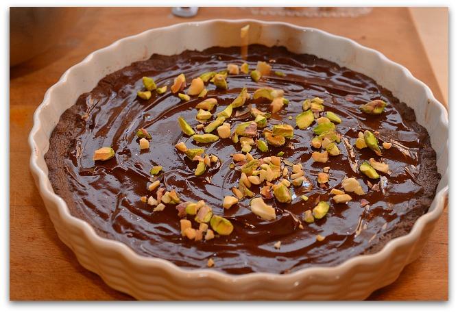 Шоколадный шортбред_10