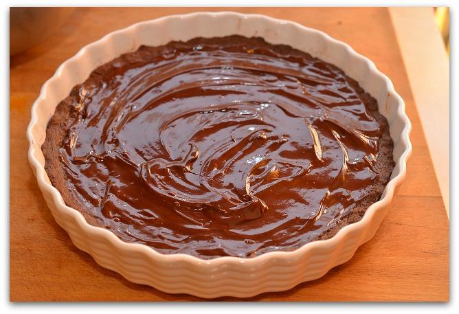 Шоколадный шортбред_9