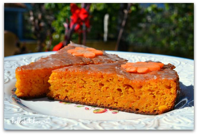 выпечка из моркови рецепты с фото