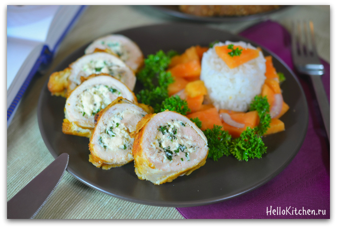 Блюда с сыром рикотта и куриной грудкой рецепты