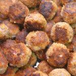 мясные шарики из говяжего фарша